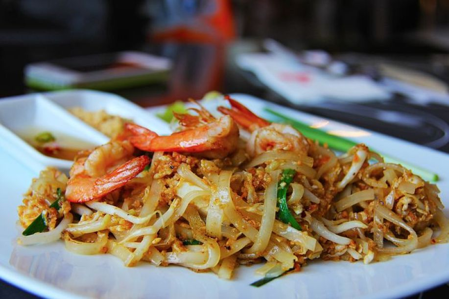 タイに行ったら必ず食べたいパッタイ
