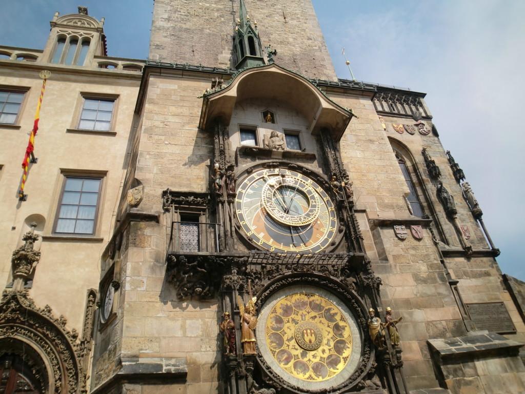 15世紀に作られた天文時計