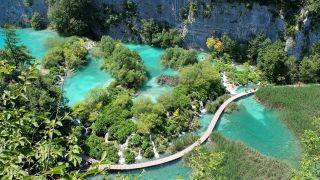 世界遺産「プリトゥヴィツェ湖群国立公園」