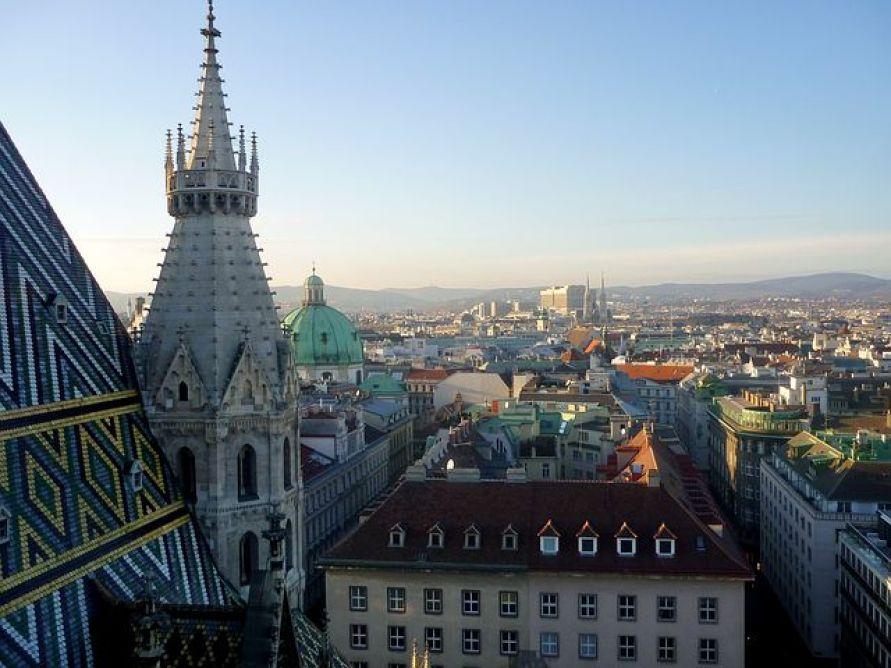 世界遺産「ウィーン歴史地区」