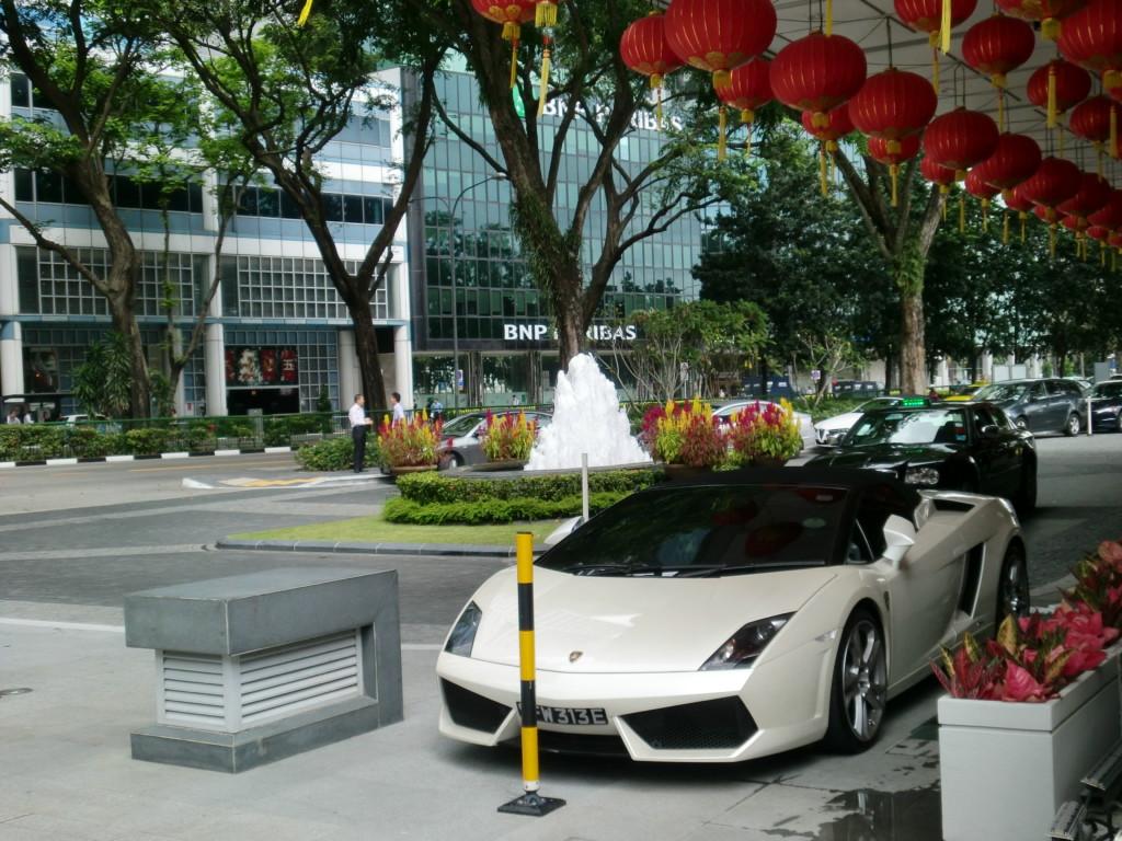 東南アジアを代表する大都市シンガポール