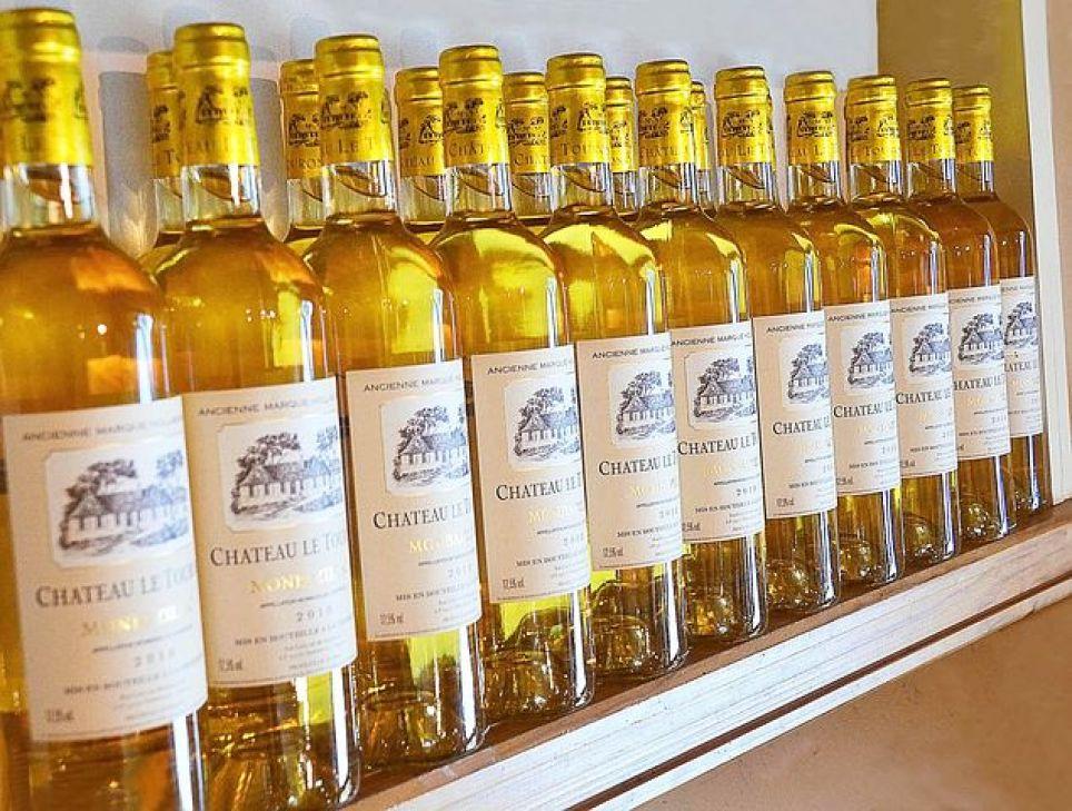 ボルドーは、11万haのぶどう畑が広がる世界最大のワイン生産地