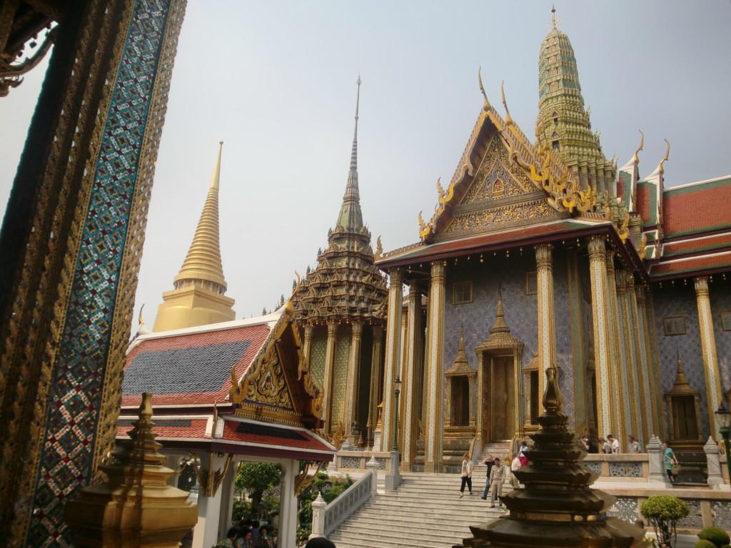 タイの首都『バンコク』は、世界中の旅行者が注目する東南アジアの大都市