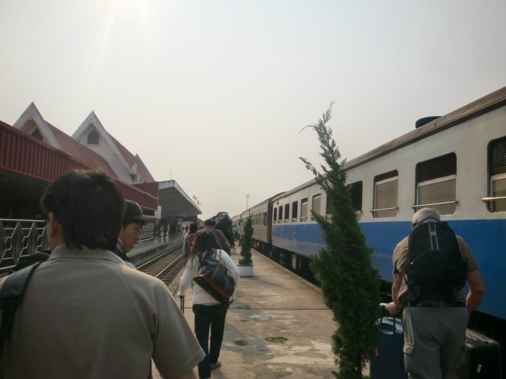タイのノーンカーイ