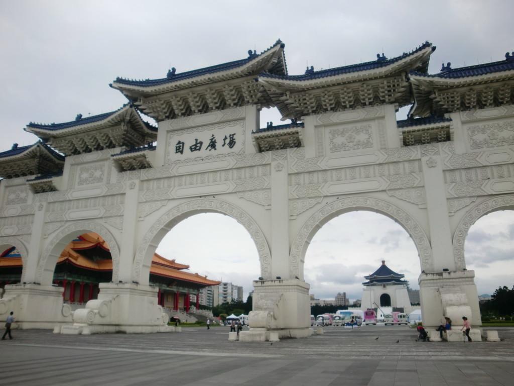 蒋介石を記念した『中生記念堂』
