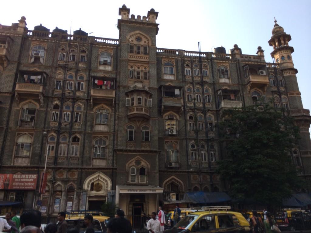 ムンバイのフォート地区