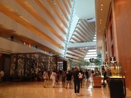 Inside Marina Bay Sands