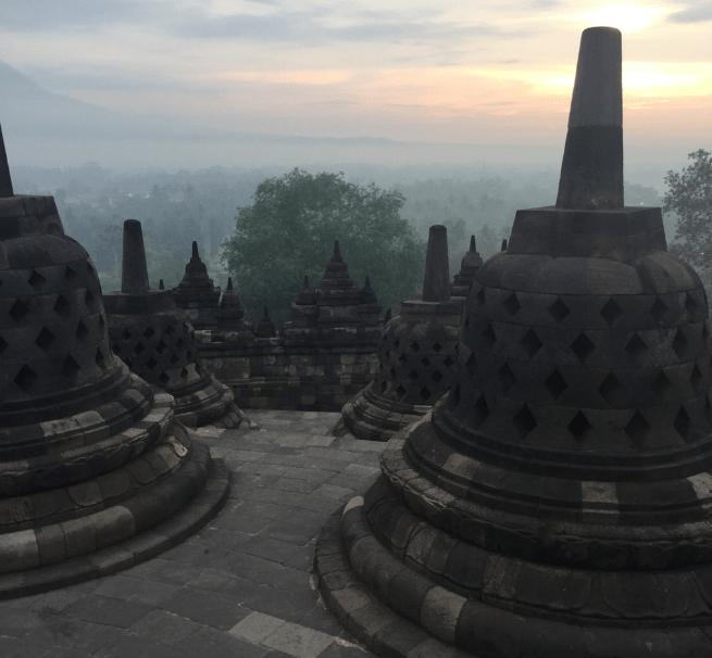 厳選の旅:ジョグジャカルタ旅行で、行くべき5つのスポット