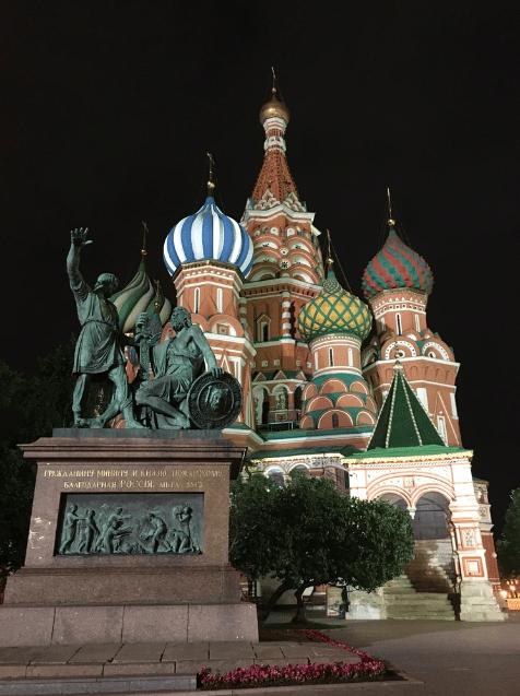 訪問者が勧めるロシア・モスクワ定番のおすすめ観光地!ここだけは外せない人気5選
