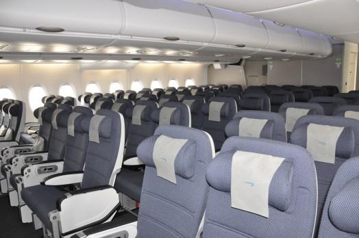 BA's A380 Economy Class