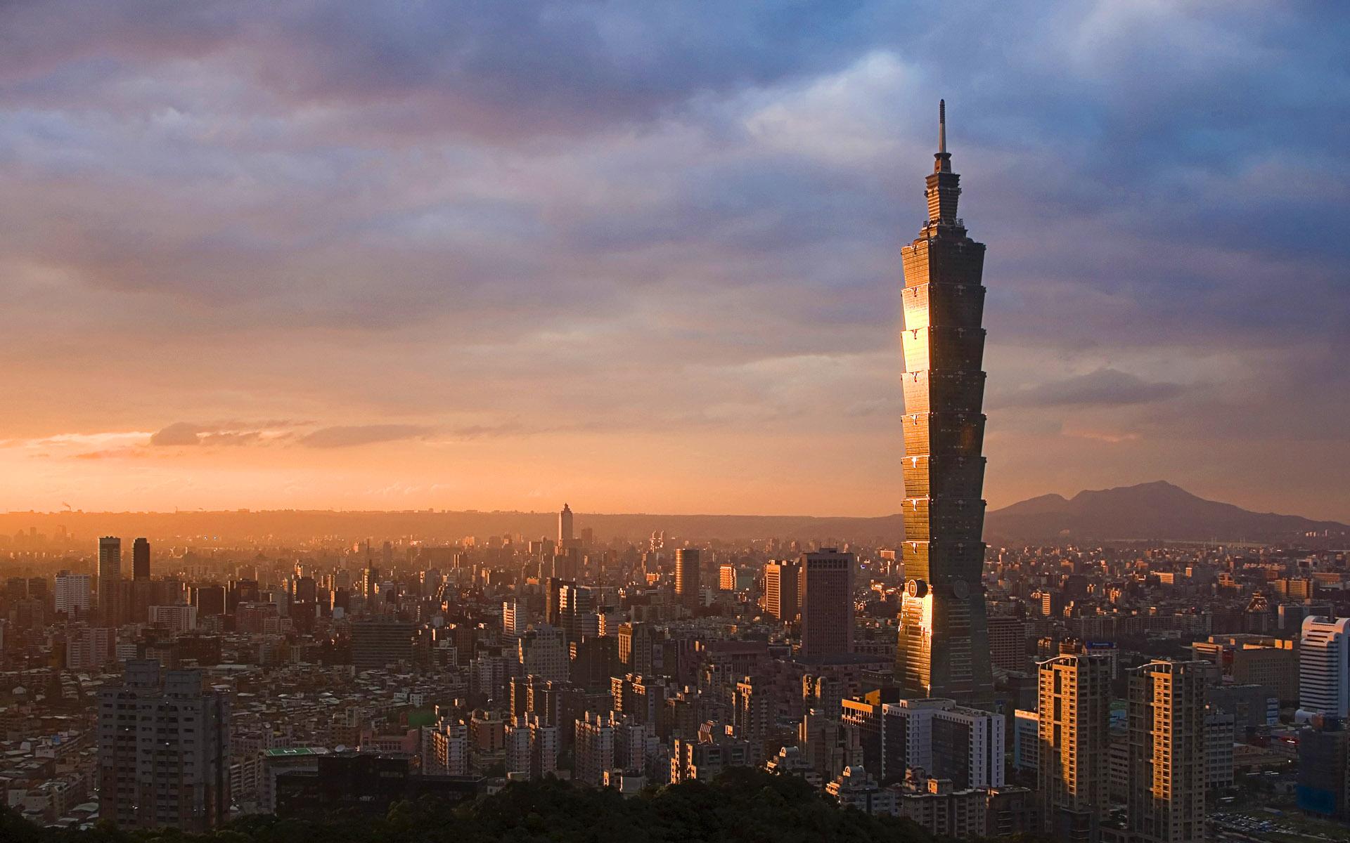 Taiwan Taipei 101