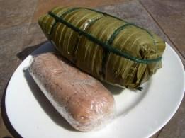 Cha Lua is a Vietnamese Pork Roll