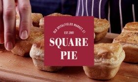 Square Pie, UK