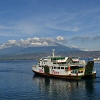 The Ferry from Java to Bali