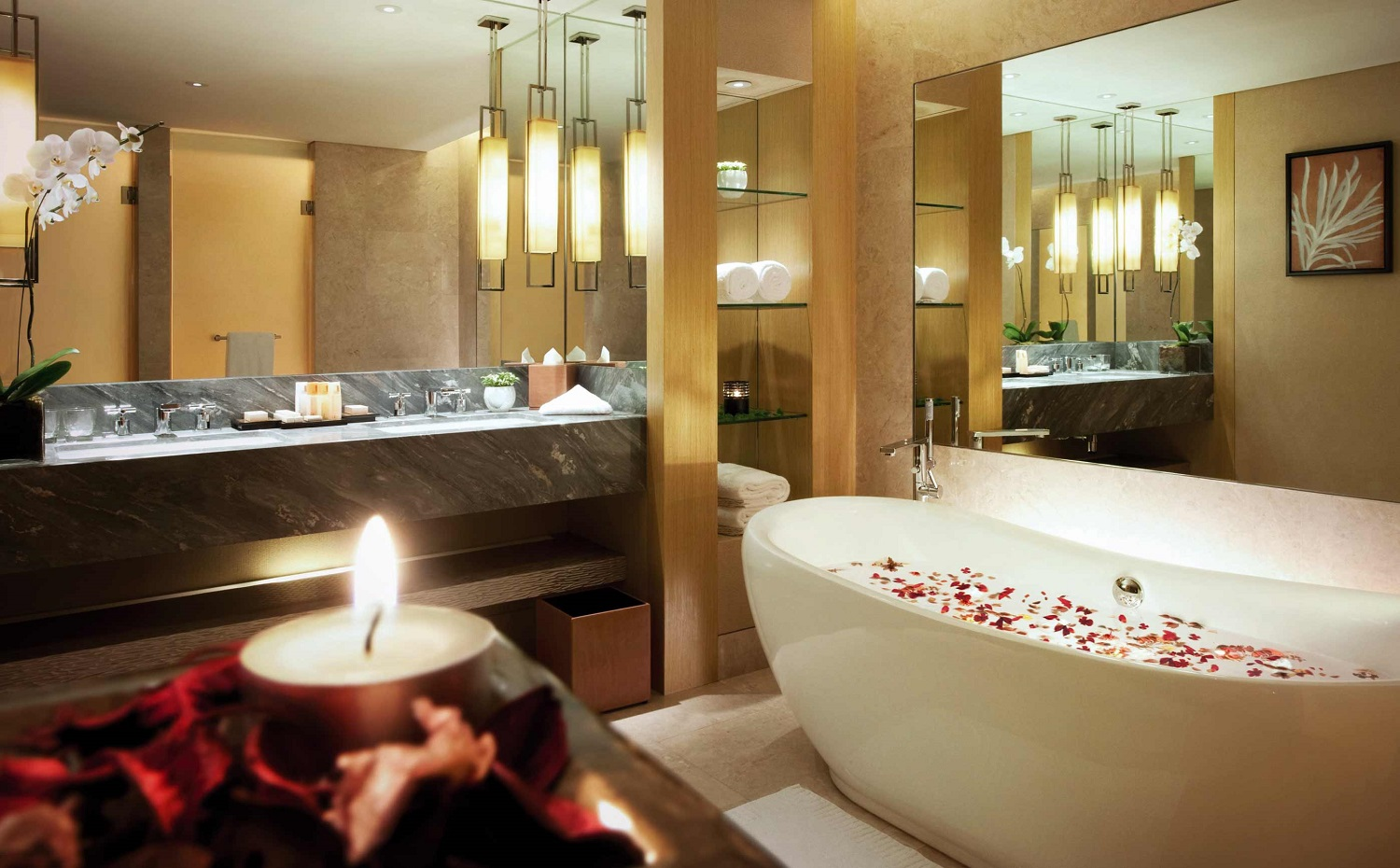 cheap living room suites color schemes gray couch top 5 most expensive rooms and at marina bay sands ...