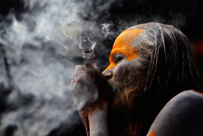 Shivaratri Czyli Wielkie Palenie W Nepalu Backpackers Club
