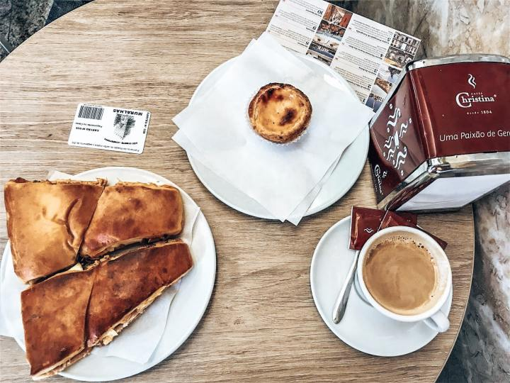 porto breakfast