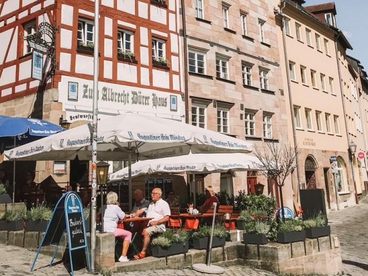 Nuremberg itinerary
