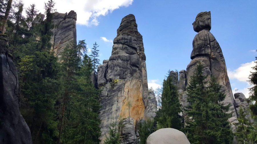 Adršpach day trips from wroclaw