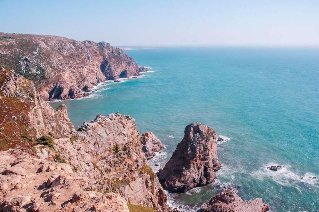 portugal travel itinerary cabo da roca