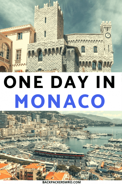 Monaco is one of the smallest countries in the world, so it is possible to spend only one day in Monaco and fell in love with its uniqueness and charm. Although Monaco has a small surface, it makes up for the number of things it is associated with, starting with casinos, Formula 1, Monte Carlo, tax freedom, Grace Kelly, and even the Beatles.
