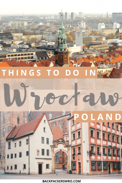 The Best Things to Do in Wrocław