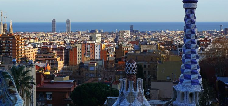 Barcelona: uncovering Gaudí's large playground