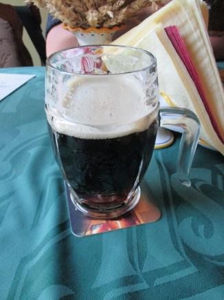 Velkopopovický kozel dark beer