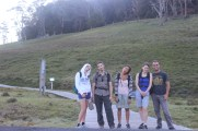 After the Cradle Mountain hike