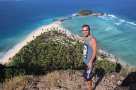 Monuriki aka 'Cast Away' island