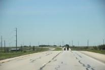 Endless vista's in Texas