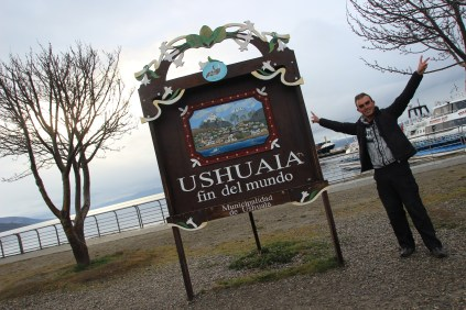 The End Of The World - Ushuaia