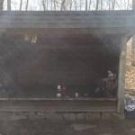 Dry Reservoir Shelter front