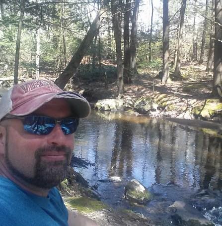 Me Knowlton Brook Campsite