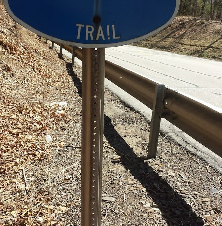 Nipmuck Trail Sign