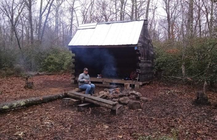 Peg Mill Shelter