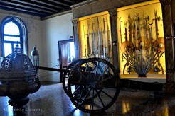 The Armoury room