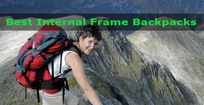 best internal frame backpack
