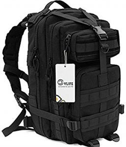 CVLIFE Outdoor Tactical Backpack Military Rucksacks
