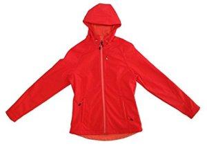 Kirkland Signature Softshell Hooded Womens Jacket
