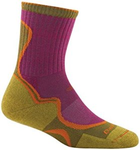 Light Hiker Micro Crew Light Cushion Socks - Women's