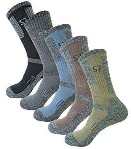 Men's Bio Climbing DryCool Cushion Hiking Socks