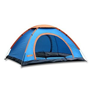 Pop Up Tent by LingAo,Automatic Lightweight Tent