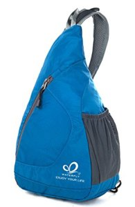 WATERLY Packable Shoulder Backpack Sling