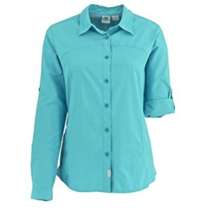White Sierra Women's Gobi Desert Long-Sleeve Shirt