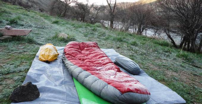 Best 0 Degree Sleeping Bag Under $200