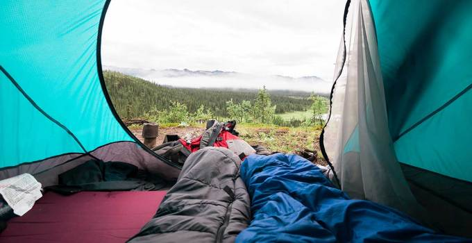 best down sleeping bag under $200