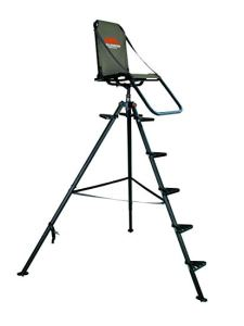 The Millennium T-100 Tripod review (Best Tripod Stand for Bow and Deer Hunting)