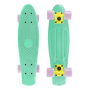 Cal 7 22 inches Complete Mini Cruiser Plastic Skateboard
