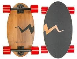 Eggbord's Mini Longboard Cruiser Skateboards